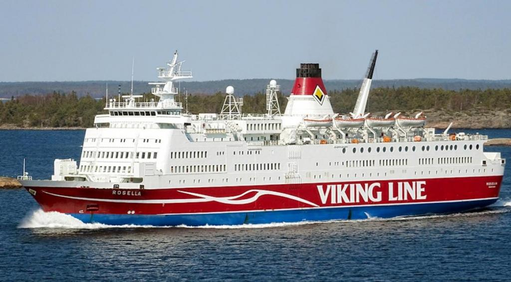 Forlust for viking line 4