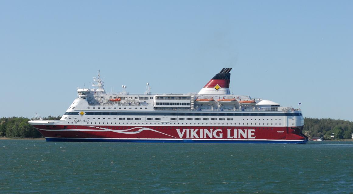 Viking Line öppnar trafiken till Stockholm
